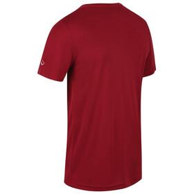 Regatta Fingal V T-Shirt Herren delhi red